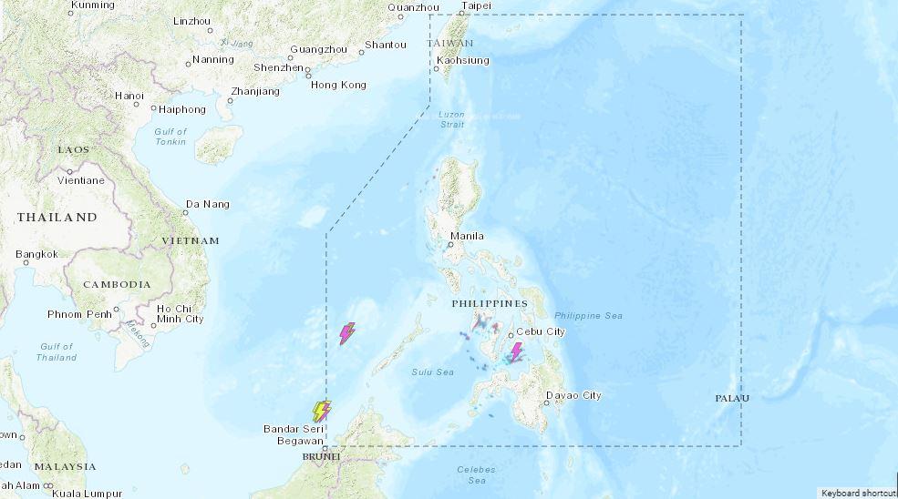 PHILIPPINEN MAGAZIN - WETTER - Die Wettervorhersage für die Philippinen, Freitag, den 18. Juni 2021