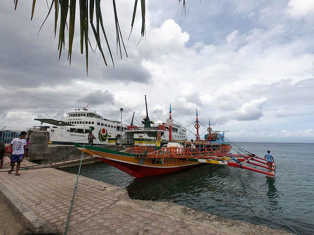 PHILIPPINEN MAGAZIN - MEIN SAMSTAGSTHEMA - REISEZIELE IN DEN VISAYAS - Die Insel Capul