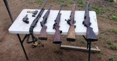 PHILIPPINEN MAGAZIN - NACHRICHTEN - Soldaten beschlagnahmen Waffenlager der NPA-Rebellen in der Stadt Abra