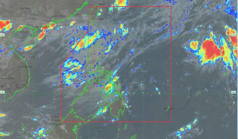 PHILIPPINEN MAGAZIN - WETTER - Die Wettervorhersage für die Philippinen, Donnerstag, den 24. Juni 2021