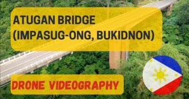 PHILIPPINEN MAGAZIN - Die Atugan Brücke in Impasug-on