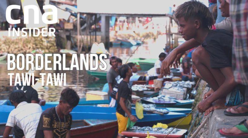 PHILIPPINEN MAGAZIN - VIDEOSAMMLUNG - Tawi-Tawi: Leben und Tod an der Seegrenze