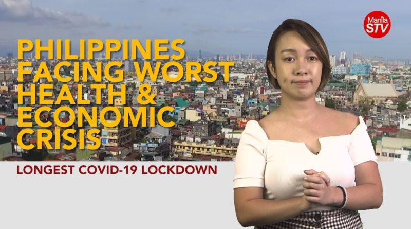 PHILIPPINEN MAGAZIN - VIDEOSAMMLUNG - PHILIPPINEN: VOR SCHLIMMSTER GESUNDHEITS- UND WIRTSCHAFTSKRISE