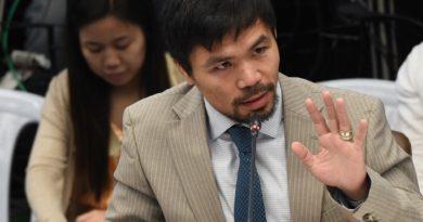 PHILIPPINEN MAGAZIN - NACHRICHTEN - Pacquiao bereit, 2022 zu kämpfen für die Präsidentschaft?