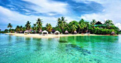 PHILIPPINEN MAGAZIN - REISEN - Touristische Ortsbeschreibung für Badian