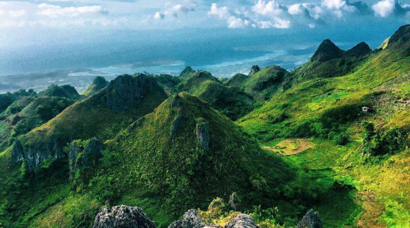 PHILIPPINEN MAGAZIN - REISEN - ORTE - Touristische Ortsbeschreibung für Dalguete