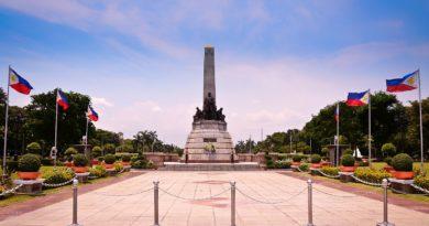 PHILIPPINEN MAGAZIN - NACHRICHTEN - FEUILETTON - Das Rizal Monument in Manila