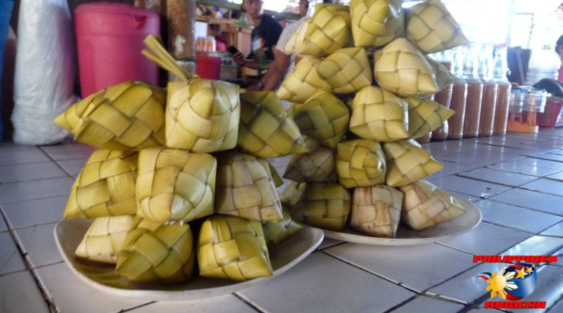PHILIPPINEN MAGAZIN - FOTO DES TAGES - Hanging Rice - Hängender Reis Foto von Sir Dieter Sokoll