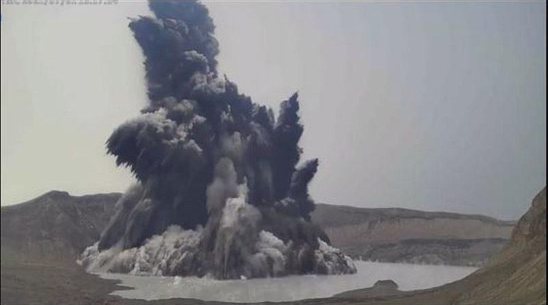 PHILIPPINEN MAGAZIN - NACHRICHTEN - EILMELDUNG - Ausbruch des Taal-Vulkans, Alarmstufe 3