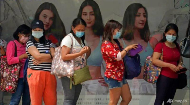 PHILIPPINEN MAGAZIN - NACHRICHTEN - Missbrauchte Filipina will HK-Gesetz gegen Menschenhandel anfechten