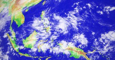 PHILIPPINEN MAGAZIN - WETTER - Die Wettervorhersage für die Philippinen, Samstag, den 03. Juli 2021