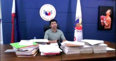 PHILIPPINEN MAGAZIN - NACHRICHTEN - Pacquiao legt Korrupten-Liste vor