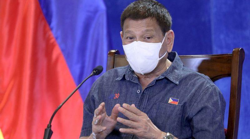 PHILIPPINEN MAGAZIN - NACHRICHTEN - Duterte kann als VP kandidieren