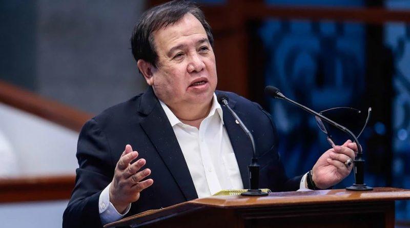 PHILIPPINEN MAGAZIN - NACHRICHTEN - Gordon perplex über Pacquiaos Abwesenheit während der von ihm initiierten Korruptionsuntersuchung