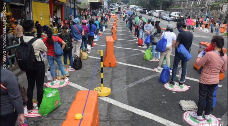 PHILIPPINEN MAGAZIN - NACHRICHTEN - Baguio begrenzt Touristenankünfte auf 3.000 täglich