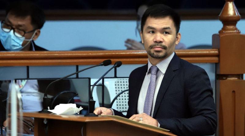 PHILIPPINEN MAGAZIN - NACHRICHTEN - Pacquiao will mit oder ohne Unterstützung der PDP-Laban als Präsident kandidieren