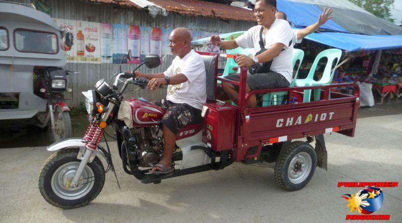 PHILIPPINEN MAGAZIN - FOTO DES TAGES - Überall freundliche Menschen Foto von Sir Dieter Sokoll