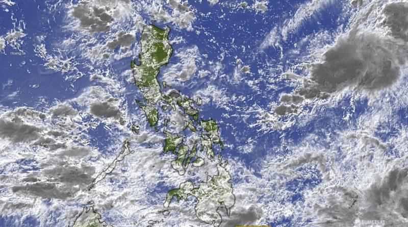 PHILIPPINEN MAGAZIN - WETTER - Tief entwickelt sich zu Tropentief Fabian