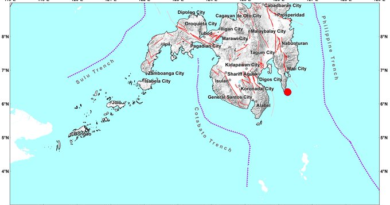 PHILIPPINEN MAGAZIN - NACHRICHTEN - Erdbeben in Davao Oriental