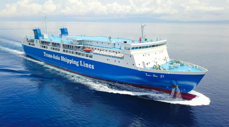 PHILIPPINEN MAGAZIN - NACHRICHTEN - MV Trans-Asia 21