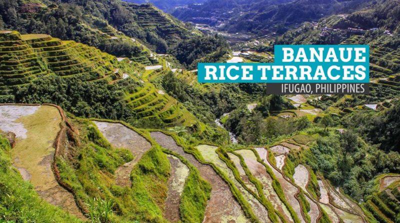 PHILIPPINEN MAGAZIN - TAGESTHEMA -Die Reisterrassen von Banaue