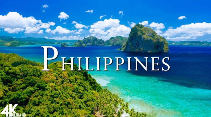 PHILIPPINEN MAGAZIN - VIDEOSAMMLUNG - Malerischer Entspannungsfilm der Philippinen mit beruhigender Musik