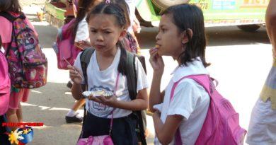 PHILIPPINEN MAGAZIN - FOTO DES TAGES - Alte Schultage Foto von Sir Dieter Sokoll