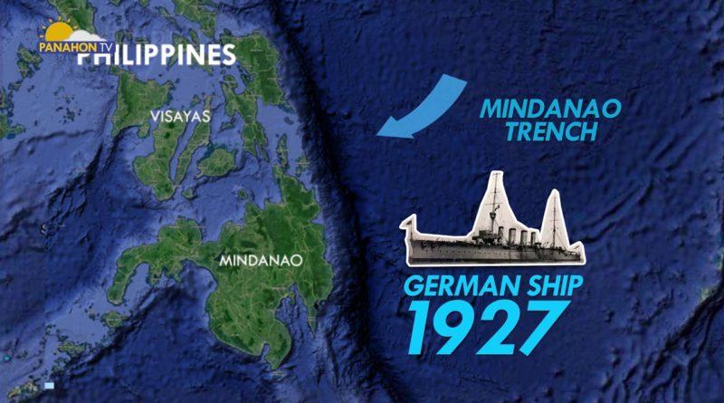 PHILIPPINEN MAGAZIN - TAGESTHEMA - Der Mindanao Graben