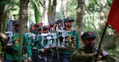 PHILIPPINEN MAGAZIN - NACHRICHTEN - Armee findet Waffenversteck
