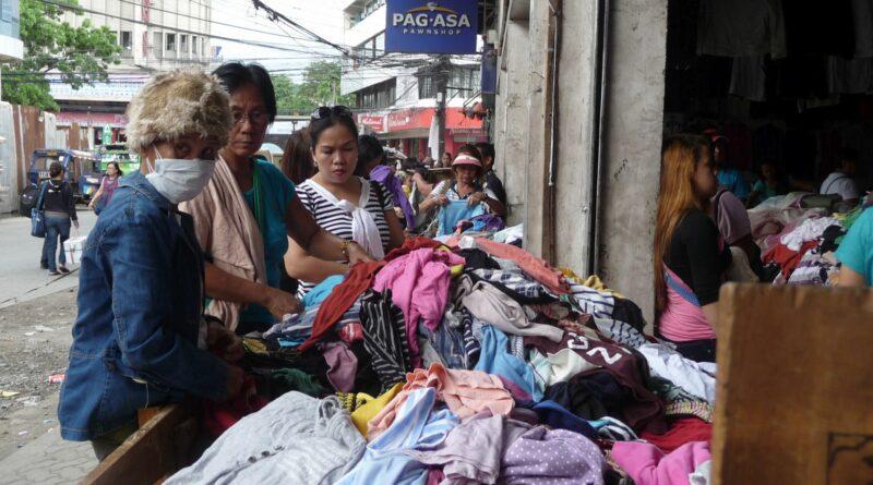 PHILIPPINEN MAGAZIN - NACHRICHTEN - P4.5M Cebu 'ukay-ukay' beschlagnahmt