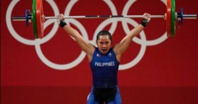 PHILIPPINEN MAGAZIN - NACHRICHTEN - Olympisches Gold für die Philippinen