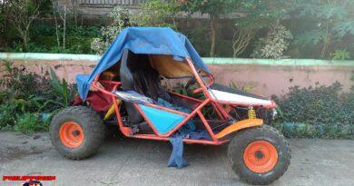 PHILIPPINEN MAGAZIN - FOTO DES TAGES - Ein Buggy und die Freiheit Foto von Sir Dieter Sokoll