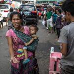 Anwohner alarmiert über steigende Zahl von Bettlern in Tarlac