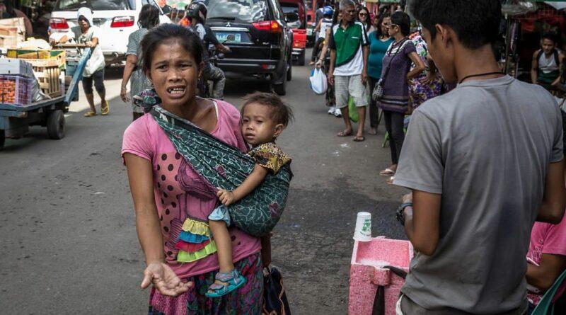 PHILIPPINEN MAGAZIN - NACHRICHTEN - Anwohner alarmiert über steigende Zahl von Bettlern in Tarlac