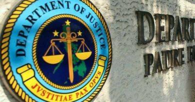 PHILIPPINEN MAGAZIN - NACHRICHTEN - Das Justizministerium hat Klage gegen Nueva Vizcaya Governeur beim Ombudsman eingereicht