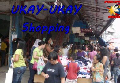 DIE PHILIPPINEN IM VIDEO - VIDEOKANAL - UKAY-UKAY Shopping auf den Philippinen Foto und Video von Sir Dieter Sokoll