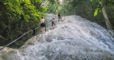 PHILILIPPINEN MAGAZIN - REISEN - Touristische Ortsbeschreibung für Samboan