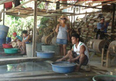 PHILIPPINEN MAGAZIN - NACHRICHTEN - NBI beschlagnahmt Kugelmühlenmaschinen