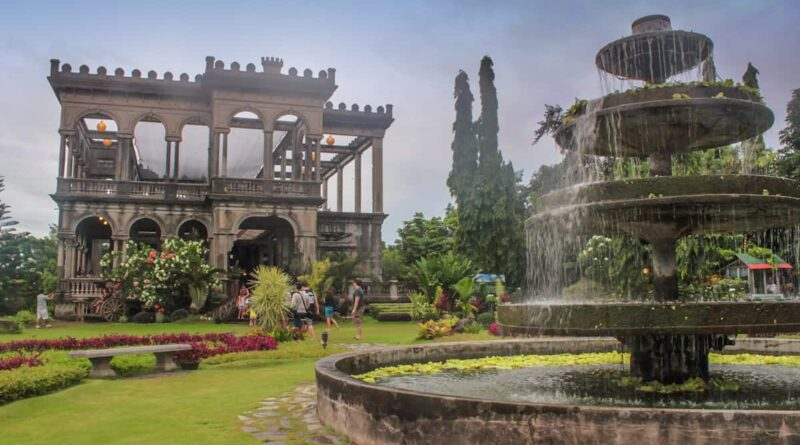 PHILIPPINEN MAGAZIN - TAGESTHEMA - The Ruins in Talisay