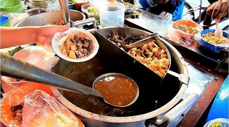 PHILIPPINEN MAGAZIN - VIDEOSAMMLUNG - Philippinisches Streetfood – Pares und Mami – Rindfleischeintopf