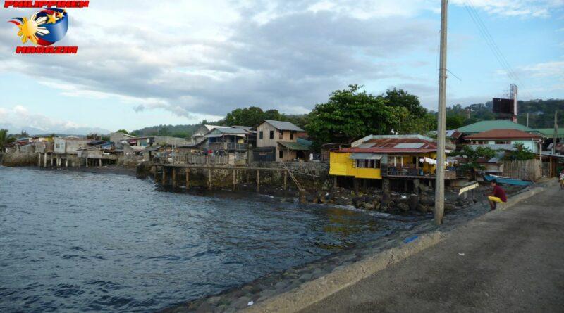 PHILIPPINEN BLOG - Zwischen Küstenstraße und Meer Foto von Sir Dieter Sokoll