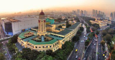 PHILIPPINEN MAGAZIN - TAGESTHEMA - Manila City Hall - Stadtverwatltung von Manila