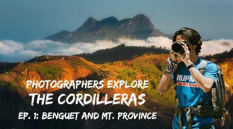 PHILIPPINEN MAGAZIN - VIDEOSAMMLUNG - Ungesehene Cordilleras