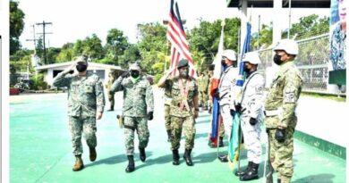 PHILIPPINEN MAGAZIN - NACHRICHTEN - Malaysischer General unterstützt AFP-Friedensbemühungen