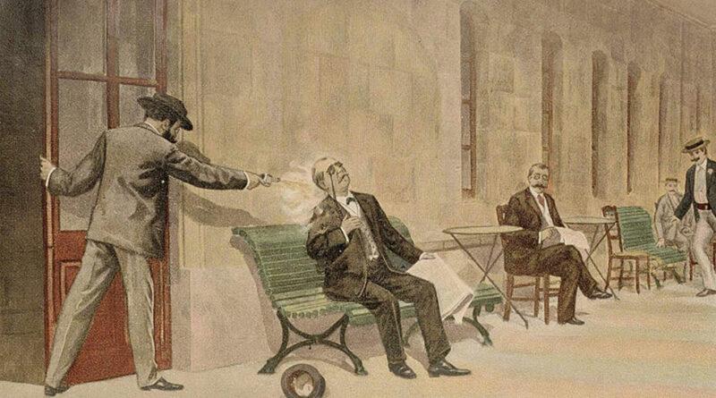PHILIPPINEN MAGAZIN - FEUILLETON - GESCHICHTE - Der spanische Premierminister wurde ermordet, um die Hinrichtung von Rizal zu rächen