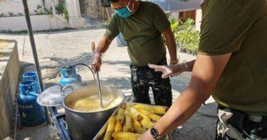 PHILIPPINEN MAGAZIN - NACHRICHTEN - NCRPO setzt Suppenküchen ein