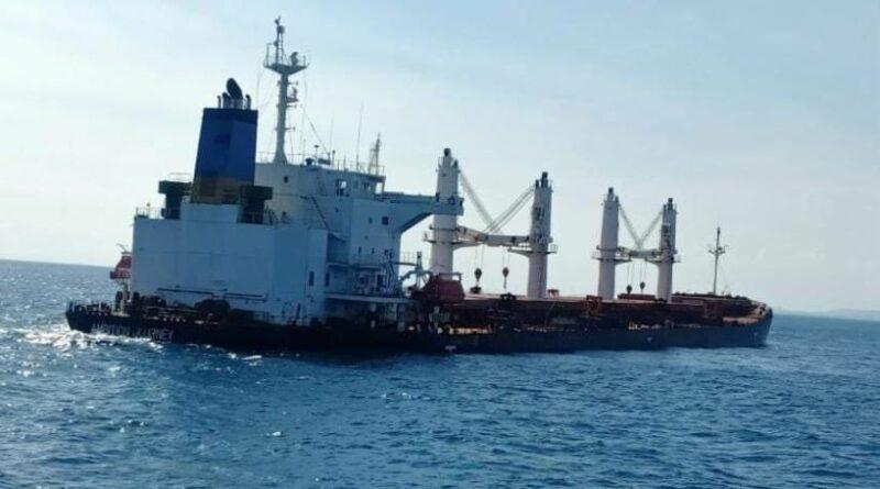 PHILIPPINEN MAGAZIN - NACHRICHTEN - Chinesische Besatzung darf an Land