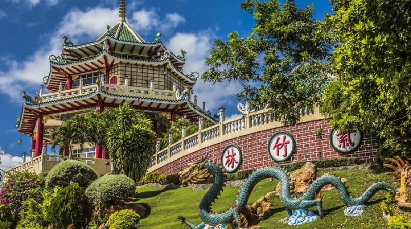 PHILIPPINEN MAGAZIN - TAGESTHEMA - Cebu Taoist Temple