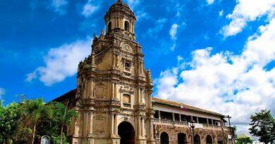 PHILIPPINEN MAGAZIN - TAGESTHEMA - Die jerome Pfarrkirche von Morong