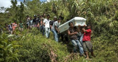 PHILIPPINEN MAGAZIN - BLOG - Totenrituale helfen ruhelosen Geistern, Frieden zu finden